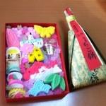12105768 - 雛祭りの干菓子&ちご餅
