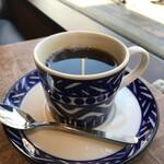 瑠之亜珈琲 - セットのコーヒー