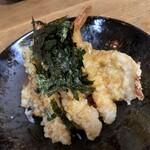 tanimachiichimizen - スペシャル天丼(¥1000)