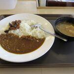 松屋 - 創業ビーフカレー(並、490円)