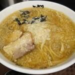 酒麺亭 潤 - 【中華そば】¥900