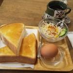サンドイッチとカフェ&バー ヤールー - 料理写真:モーニング