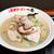 博多 長浜ラーメン 一竜 - 料理写真:長浜チャーシューメン(長浜ラーメン+替肉)
