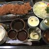 とんかつ 馬の背 - 料理写真:ロースカツ定食