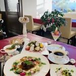 レストラン アオヤマ - クリスマスセット 12/6~25限定ランチディナーOK