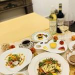 レストラン アオヤマ - 四季彩コース