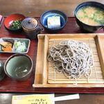 レストラン 農香庵 - 満足セット