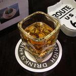 Way - ウイスキー バーボン ショット
