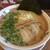 階杉 - 階杉らーめんの麺大盛り