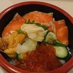 清水みなと漁師丼の店 - 料理写真: