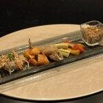 ユギーノ・ユーゴ - 前菜の盛り合わせ