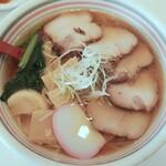 ラーメンハウス・パティーネ - チャーシュー麺