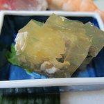 一柳鮨処 - ふぐの煮こごり