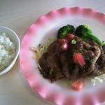 cafe JAM - 豚肉の生姜焼き
