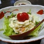 二代豊国 - ポテトサラダ