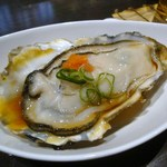 二代豊国 - 生牡蠣