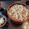 佐久の草笛 - 料理写真:中盛のお蕎麦です。かなりの量です。