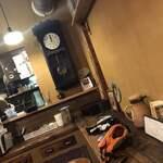 旧ヤム邸  - 内観