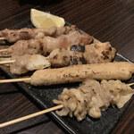 博多串焼き・野菜巻きの店 なまいき -