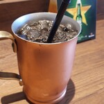 葉山珈琲 - ドリンク写真:アイスコーヒー 396円