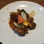 蘭桂坊 - 料理写真:●すぶた定食¥1100税込・すぶた・本日の小鉢・本日の飲茶・すーぷ・焼飯を選択