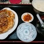 縁 - 餃子定食