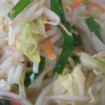 萬里 - たん麺 800円