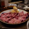 炭火焼肉 久 - 料理写真:黒毛和牛の生タン