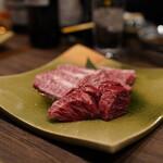炭火焼肉 久 - ハラミとサガリ