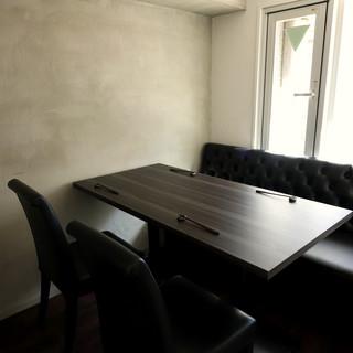 【半個室完備】洗練された雰囲気の隠れ家で、創作中華を味わう