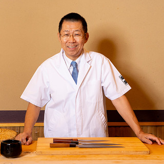 大賀淳行氏(オオガアツユキ)─創業80年以上を誇る伝統の味