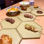 やきしん - 料理写真:
