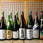 羽田市場 ギンザセブン - 日本酒