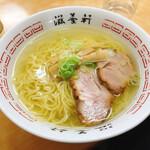 121103091 - 函館塩ラーメン 500円