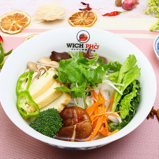 フォーやバインミーなど、ベトナムの人気料理が勢揃い☆