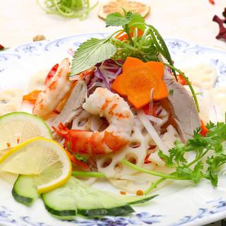 伝統的な味わいを楽しめる本場のベトナム料理をお届け!
