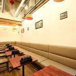 ベトナム料理店 ウィッチ フォ - 内観写真