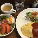 レストラン カマヘイ - 料理写真: