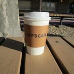 キーズ カフェ - ドリンク写真:ホット珈琲