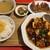 ぎょうざの一休 - 料理写真:四川麻婆豆腐定食