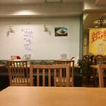 鶏白湯 しら川 - 店内