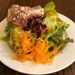 オステリア ジャップス - サラダ