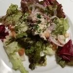 プチ ヴェルドー - 料理写真:ランチ サラダ