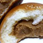 ベーカーズファーム - 和風の大豆の香りと食感が楽しいきな粉アンパン
