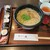 揖保乃糸 庵 - 料理写真:そうめん巻き寿司とにゅうめん