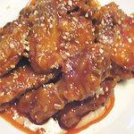 鶏ドナルド - ヤンニョムチキン。