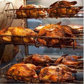 14種ハーブで2日間マリネした華味鶏のロティサリーチキン