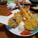 お食事処 きむら - 天ぷら