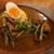 大名カレー 中村屋 - 料理写真:自家製ベーコン&ポテマヨ付きチキンカレー