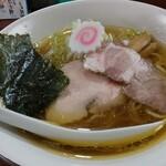 鶏料理 慶 - 鶏しおら~めん